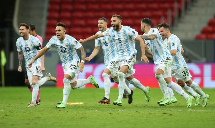 Аргентина - Бразилия: где и когда смотреть финал Кубка Америки 2021