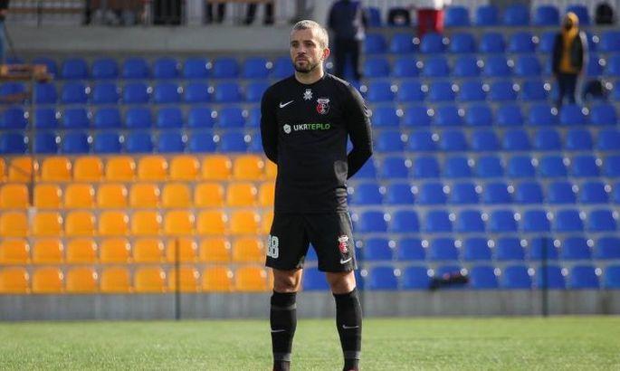 Роберт Гегедош - скандально успешный, лучший игрок сезона в Первой лиге