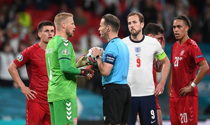 Сергей Шебек о пенальти в ворота Дании: Позор, что таким образом протащили Англию в финал