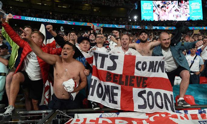 Англия без ума от сборной: пиццерии и пивные компании увлекаются Саутгейтом и командой