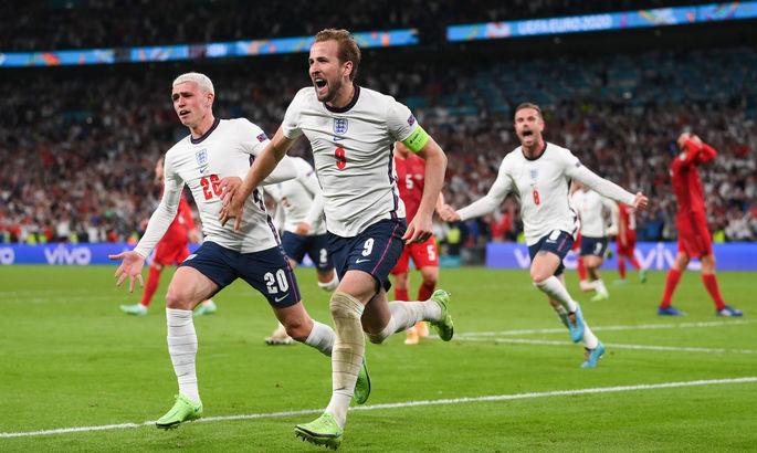 Найгірше позаду. П'ять переваг збірної Англії перед фіналом Євро-2020