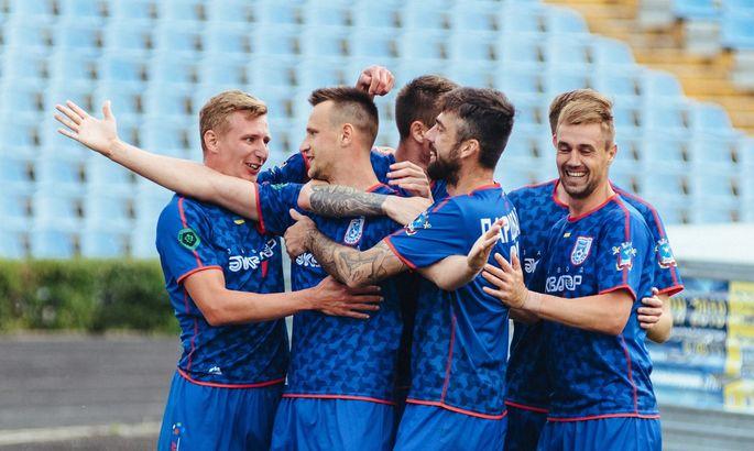 ФК Николаев до сих пор не определился, в какой лиге будет выступать