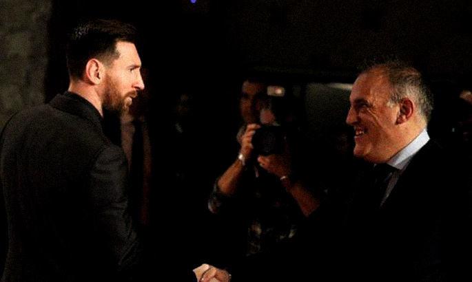 Президент Ла Лиги: Месси в Сити? Если они подпишут его на тех же условиях, то это финансовый допинг