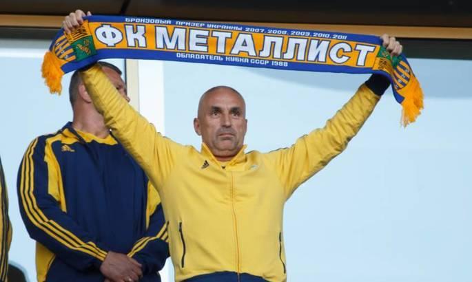 Ярославский: В 2023 году я официально могу становиться президентом Металлиста
