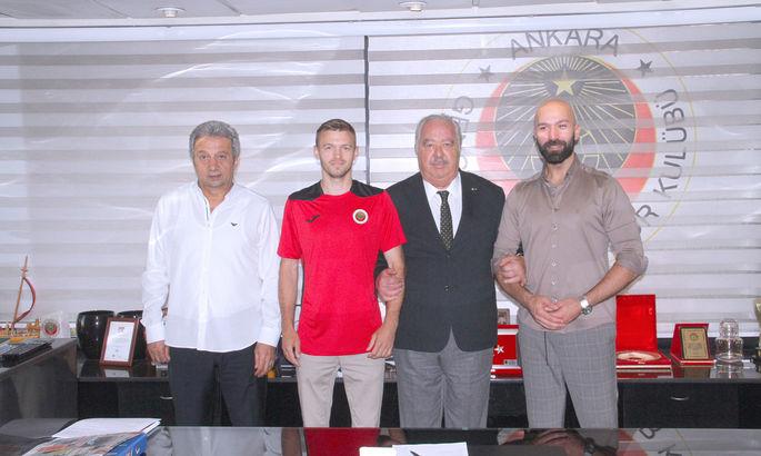 Гречишкин продолжит карьеру в клубе второго дивизиона Турции