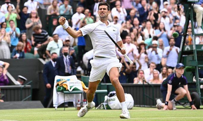 Новак Джокович 30-й раз вышел в финал турнира Grand Slam