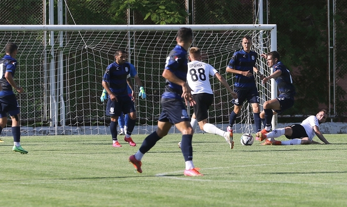 Черноморец с Цитаишвили одержал победу в спарринге