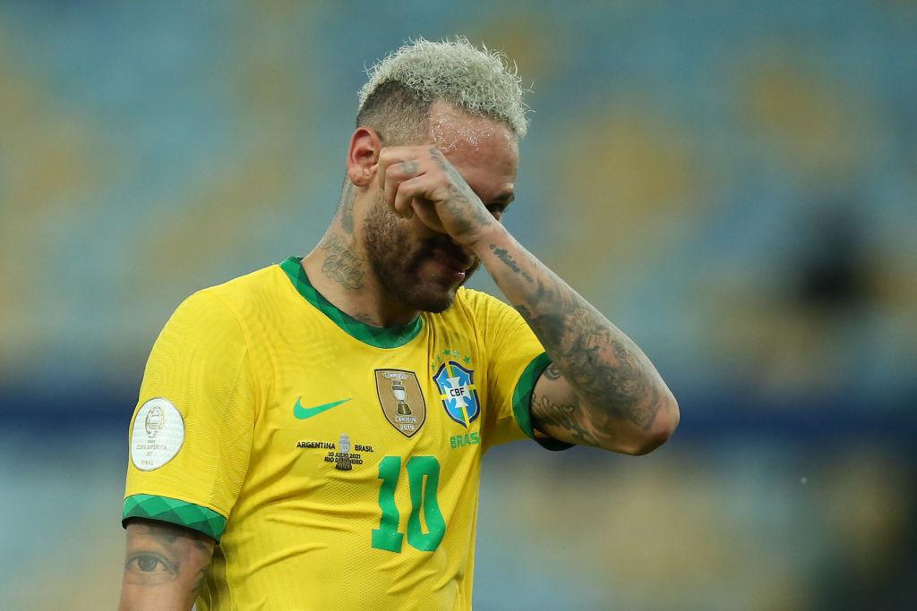 Великий триумф Месси и слёзы Неймара. Лучшие фото с финала Копа Америка - изображение 9