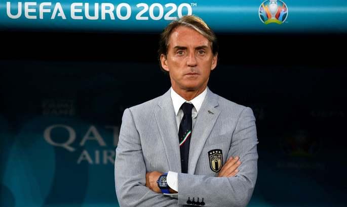Роберто Манчини: Победа на Евро-2020? Заживают раны Уэмбли 1992 года