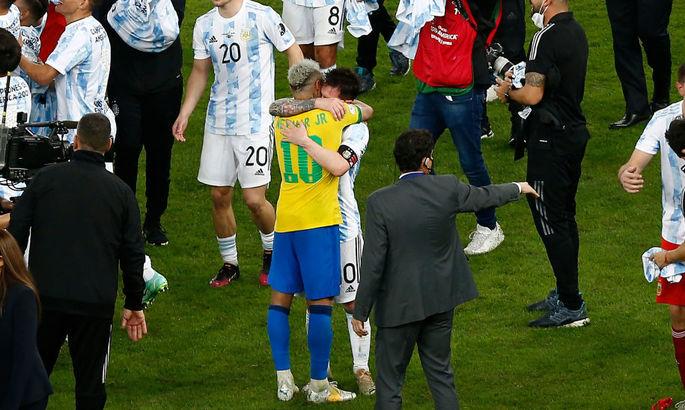 Бразилия - Аргентина. Анонс и прогноз на матч отбора на ЧМ 05.09.2021
