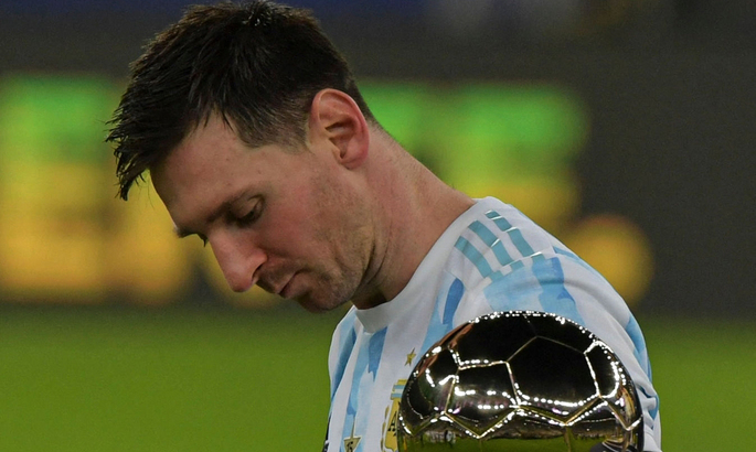 Де Пауль: Месси - лучший футболист всех времен