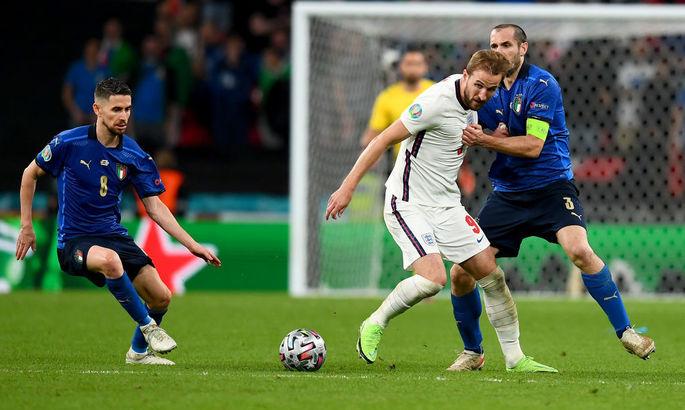 Евро-2020. Финал. Италия - Англия 1:1 / пен. 3:2. It's coming Rome!