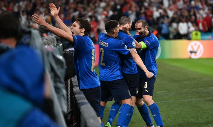 Евро-2020. Итоги дня. Италия – чемпион, у Англии - утешительный приз
