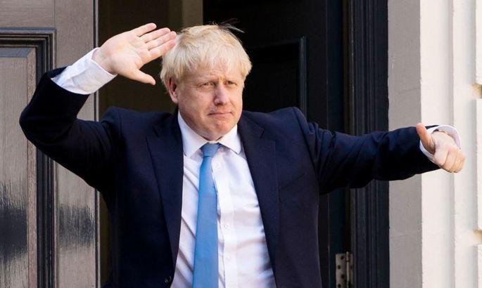 Борис Джонсон высказался по поводу оскорблений в адрес футболистов сборной Англии
