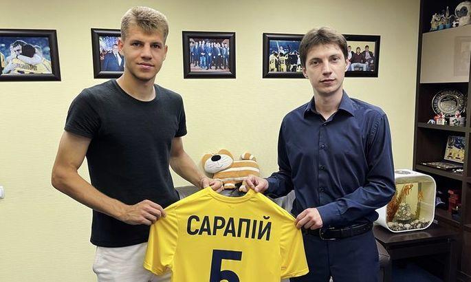 Металлист подписал экс-капитана запорожского Металлурга