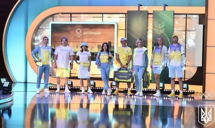 НОК Украины представил досье олимпийской сборной на Играх в Токио