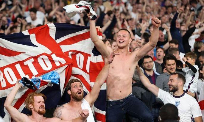 Из-за прорыва зрителей без билетов на финал Евро-2020 в Англии устроили расследование