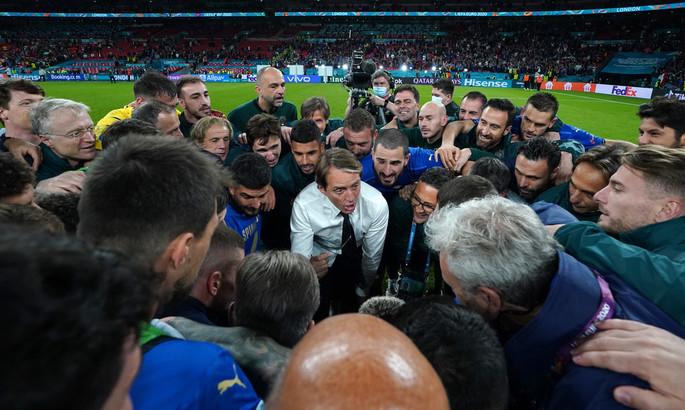 Ода радості, балансу та мотивації. Італія - не найвеличніший чемпіон, але найкраща на Євро-2020