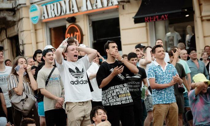 Кибертрак завершил свой тур по Украине