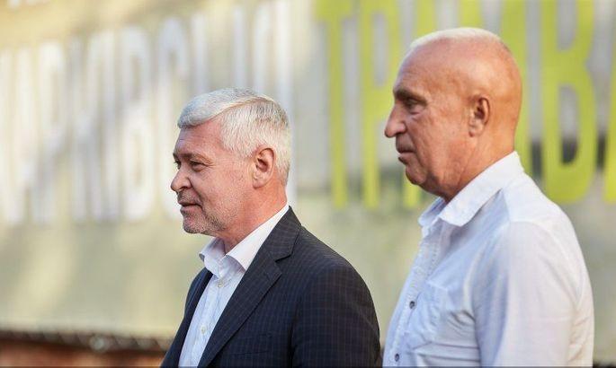 Кандидат в мэры Харькова Терехов: Возвращение Металлиста не связано с моей предвыборной кампанией