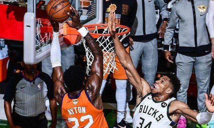 Мини-фильм четвертого матча финала плей-офф НБА. ВИДЕО