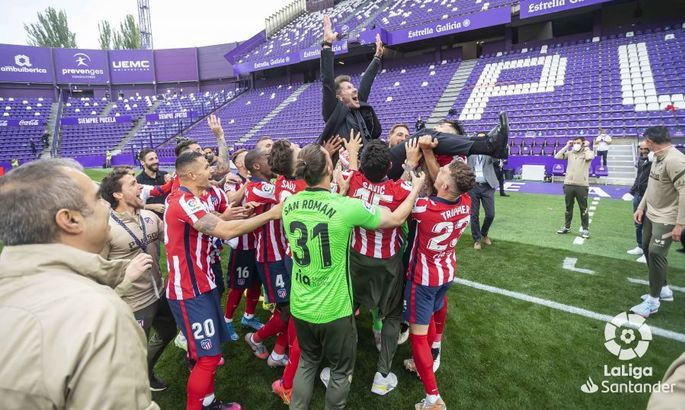 Президент Федерации футбола Испании предложил новый формат Ла Лиги