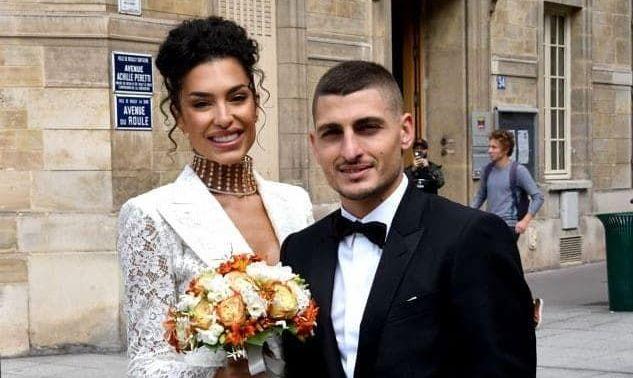 Свежеиспеченный чемпион Европы сыграл свадьбу с умопомрачительной красоткой. ФОТО