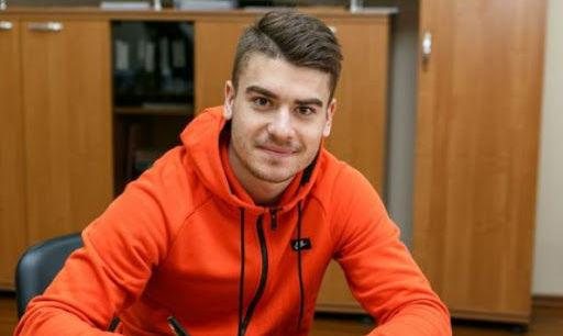 Верес подписал молдавского футболиста
