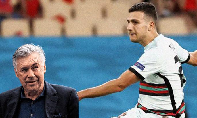 Карло Анчелотти хочет подписать в мадридский Реал защитника Манчестер Юнайтед