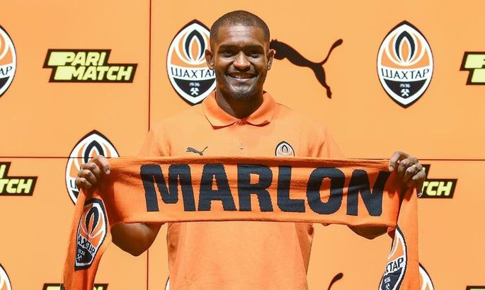 Марлон: Надеюсь, в Шахтере у меня появится возможность, что меня вызовут в сборную Бразилии