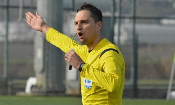 Украинская бригада арбитров получила назначение на матч квалификации Лиги чемпионов