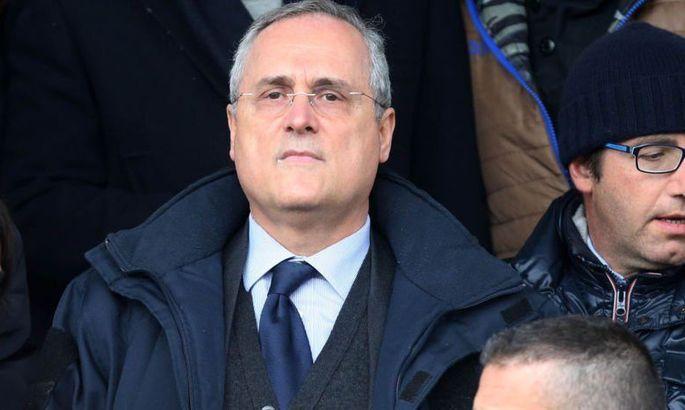 Лацио хочет построить в Риме новый стадион