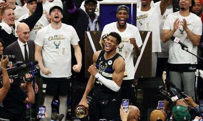 НБА представила топ-100 моментов сезона. ВИДЕО