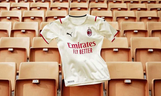 Презентована новая гостевая форма Милана на следующий сезон