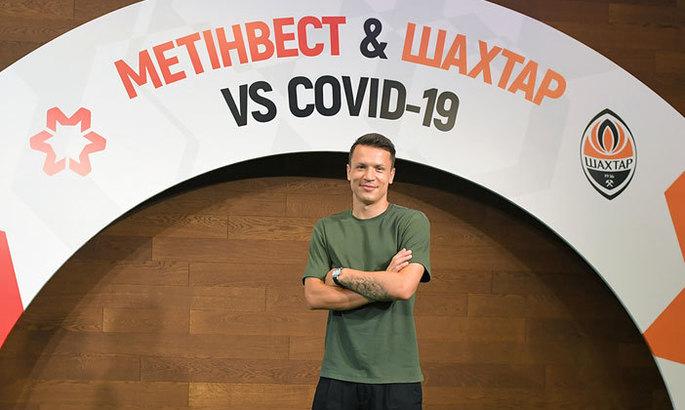 Шахтер вакцинировался от COVID-19 - ФОТО