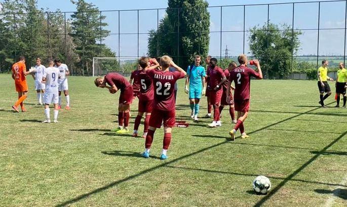 Клуб Второй лиги арендовал 13 игроков Днепра-1
