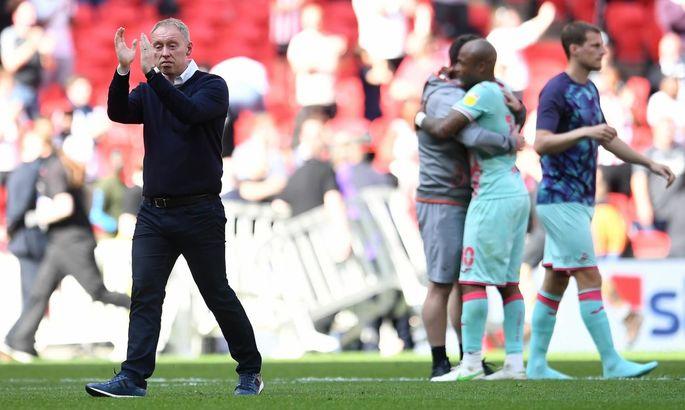 Суонси покинул главный тренер - дважды выводил в плей-офф Чемпионшипа