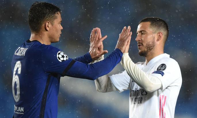 AS: Посредники предложили Челси вернуть Азара из Реала – мадридцы заинтересованы в сделке