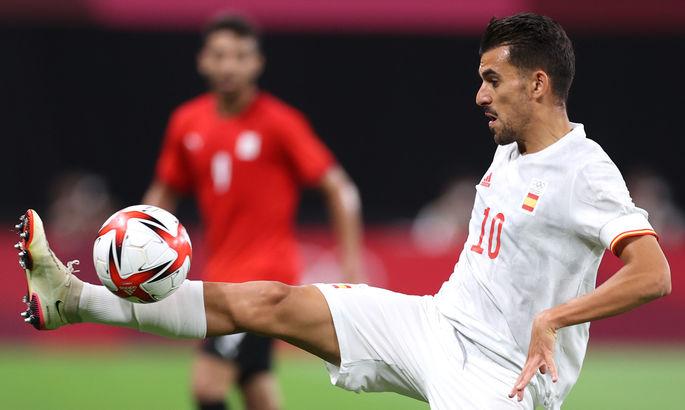 Нога опухла и посинела. Хавбек Реала и сборной Испании получил жуткую травму на Олимпиаде