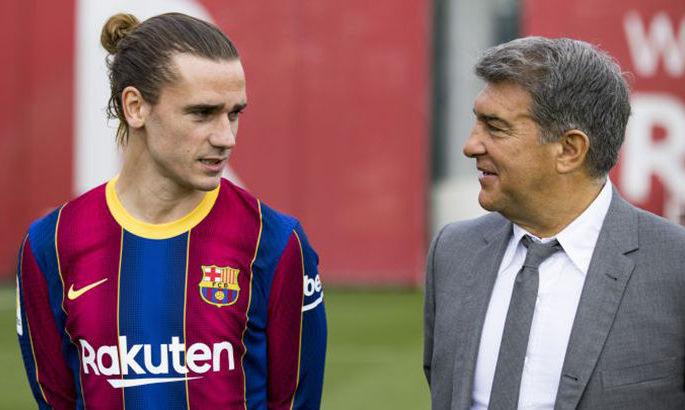 Гризманн решил, куда хотел бы перейти из Барселоны. Это не Ювентус и не ПСЖ