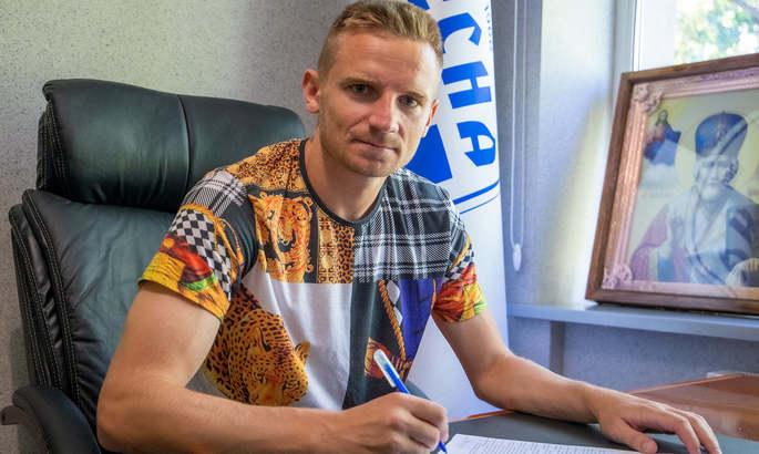 Десна объявила о возвращении защитника Жука