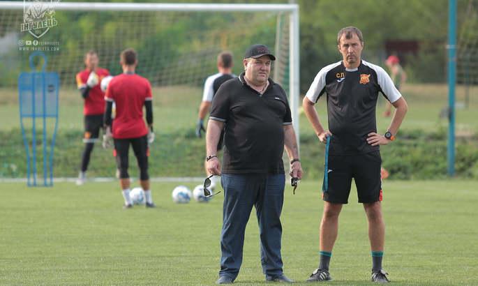 Лавриненко: З Динамо могли взяти й три очки