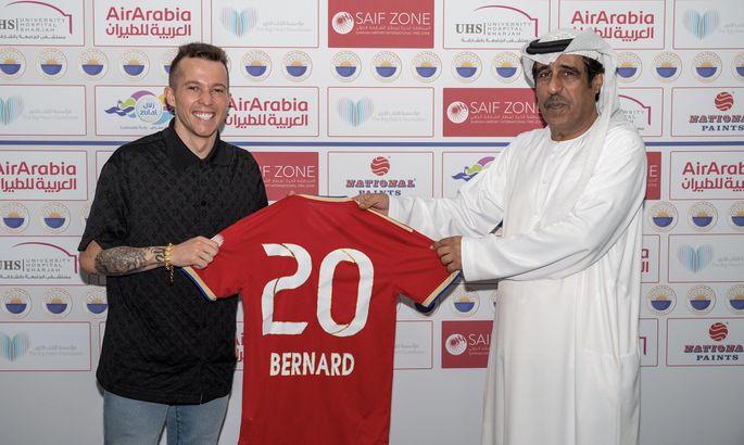 Екс-гравець Шахтаря пішов із Англійської прем'єр-ліги до ОАЕ