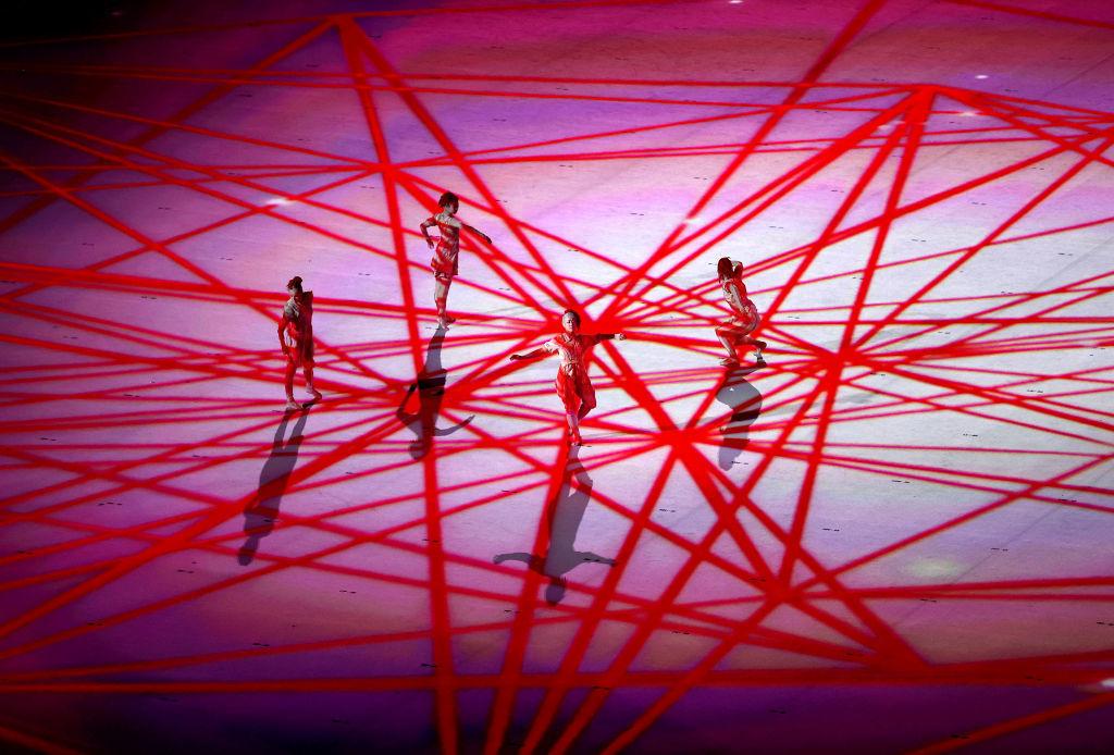 Всі виходили під музику з відеоігор, Осака запалила вогонь. У Токіо відкрилися Олімпійські ігри - изображение 3