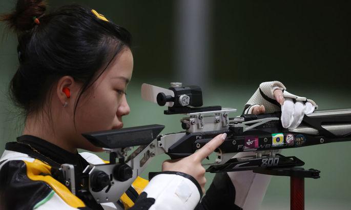 На Олимпиаде-2020 разыгран первый комплект наград. Золото - у Китая