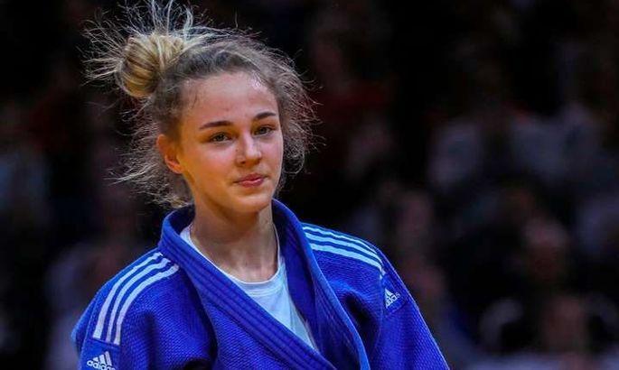 Олимпиада 2020. Дарья Билодид проигрывает в полуфинале