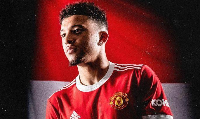 Санчо обрав номер в Манчестер Юнайтед