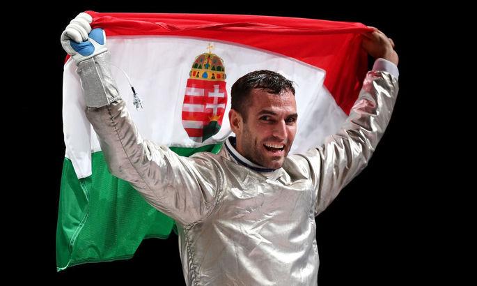 Легенда шаблі. Угорський спортсмен виграє третю Олімпіаду поспіль