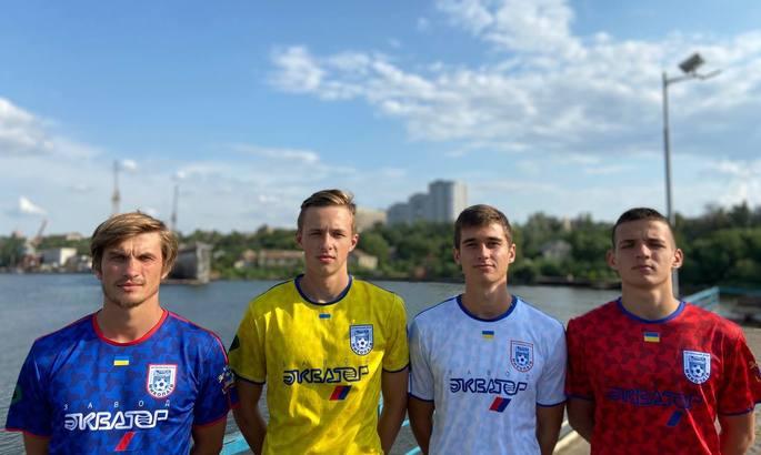 Николаев представил 9 новых футболистов