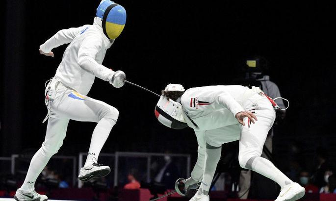 Олимпиада 2020. Украинец Рейзлин поборется за бронзу в шпаге